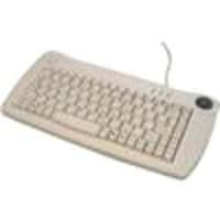 Adesso Mini Trackball USB Keyboard, ACK-5010UW(MIN QTY 10), 4900487, Keyboard/Mouse Combinations