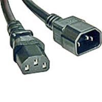 Tripp Lite Power Cord , 18AWG, C14 to C13, 6ft, P004-006, 4900727, Power Cords