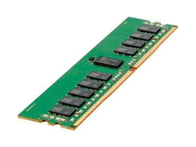 HPE 32GB PC4-19200 288-pin DDR4 SDRAM RDIMM for Select Models, 805351-B21, 31857349, Memory