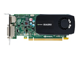 PNY NVIDIA Quadro K420 PCIe Graphics Card, 2GB, VCQK420-2GB-PB, 29833065, Graphics/Video Accelerators