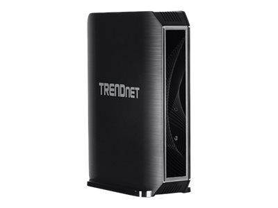 TRENDnet AC1750 Dual Band Wireless Router w Streamboost Technology, 3 Yr License, TEW-824DRU