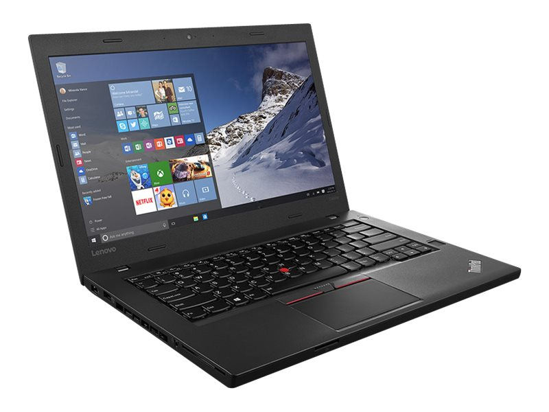 Lenovo TopSeller ThinkPad T460p 2.7GHz Core i7 14in display, 20FW000WUS
