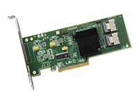 LSI 8-port SAS9211-8I SATA+SAS 6Gb s PCIe 2.0 Card