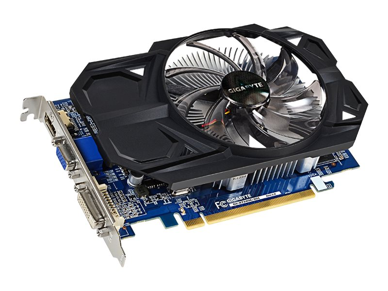 Gigabyte Tech AMD Radeon R7 240 PCIe 3.0 x8 Overclocked Graphics Card, 2GB DDR3