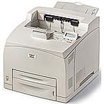 Oki B6300n Digital Mono Printer w  2-Year Onsite Warranty Extension (Smart Forms Solution)