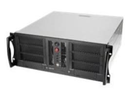 Chenbro Chassis, 4U, CEB ATX, 3x5.25, 5x3.5, 7 Slots, RM42300-F1, 13090439, Cases - Systems/Servers
