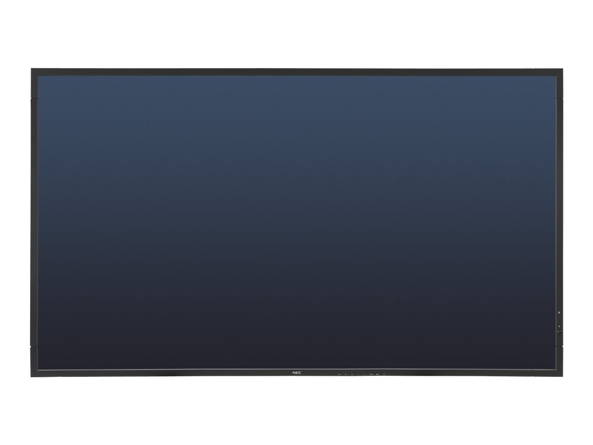 NEC 55 V552 Full HD LED-LCD Display with Single Board Computer, Black