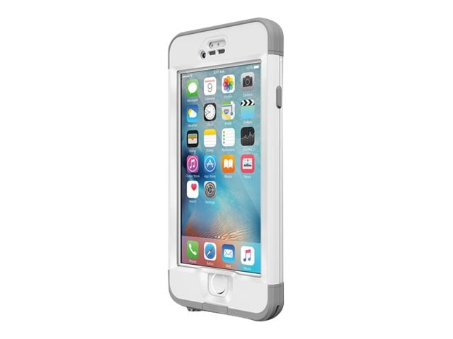 Lifeproof nuud for iPhone 6S, Avalanche, 77-52570, 31233288, Carrying Cases - Phones/PDAs