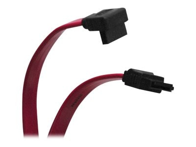 Tripp Lite Serial ATA (SATA) Signal Cable, 7-pin F F, 19in, P941-19I, 4915128, Cables