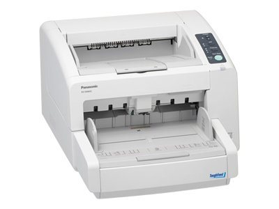 Panasonic Document Scanner Sheetfed Color Duplex 65ppm 103ipm 300-Page ADF