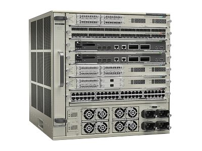 Cisco Catalyst 6807-XL 7-Slot Chassis 10RU, C6807-XL, 16432406, Network Switches
