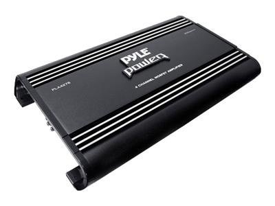 Pyle 4 Channel 2000 Watt Bridgeable Amplifier, PLA4278