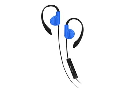 Maxell Fitness Earhooks - Blue