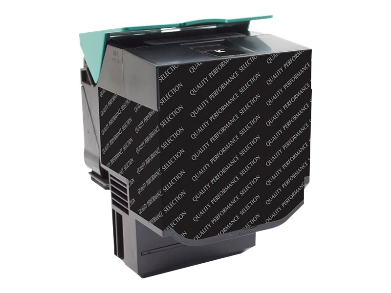 V7 C540H1KG Black Toner Cartridge for Lexmark, V7C540H1KG
