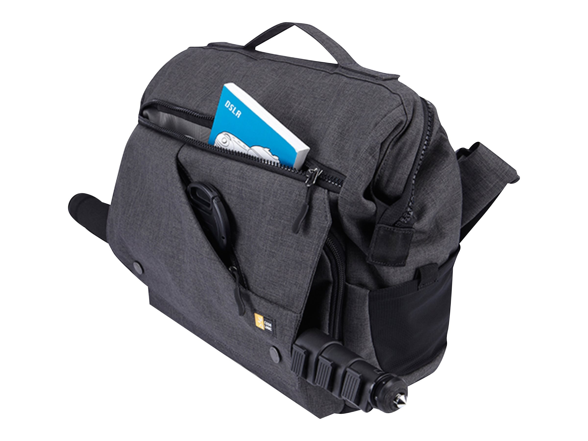 Case Logic Reflexion DSLR + iPad Medium Cross-body Bag, FLXM102MOREL, 31428510, Carrying Cases - Camera/Camcorder