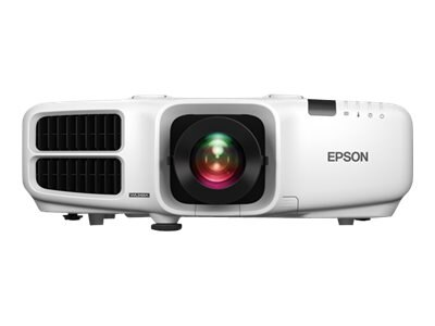 Epson PowerLite Pro G6570WU WUXGA 3LCD Projector with Standard Lens, 5200 Lumens, White, V11H700020, 18521200, Projectors