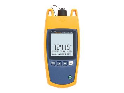 Fluke Fiber One-shot Pro Main Single PERP Mode Fault Finder