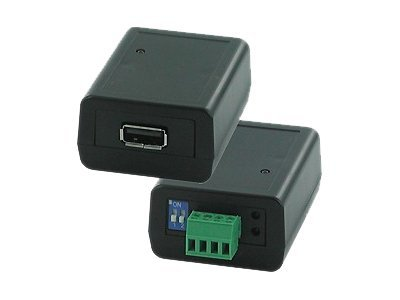 Quatech USB 2.0 Serial Adapter,1-Port RS-422 485, SSU2-300, 8409281, Network Adapters & NICs