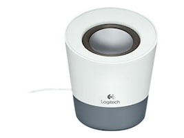 Logitech Z50 Multimedia Speaker, Gray, 980-000797, 16310302, Speakers - PC