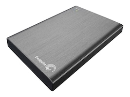 Seagate 2TB Wireless Plus Mobile Device Storage, STCV2000100, 17340870, Network Attached Storage