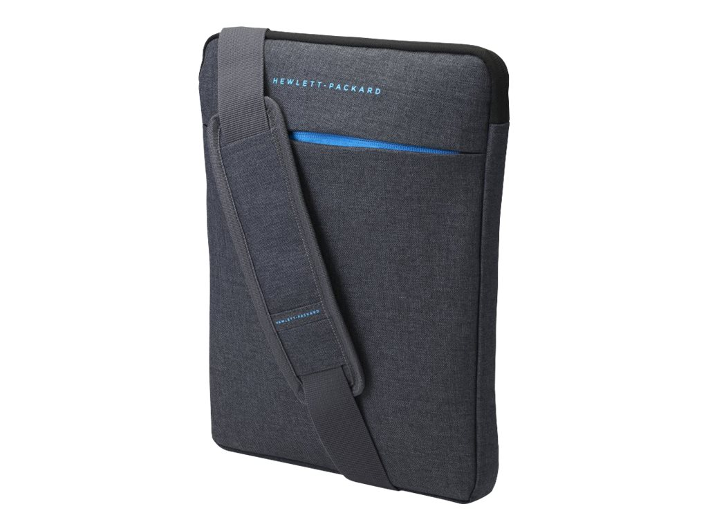 HP Tablet Sleeve for HP Pro 12, Black, L0W37AA