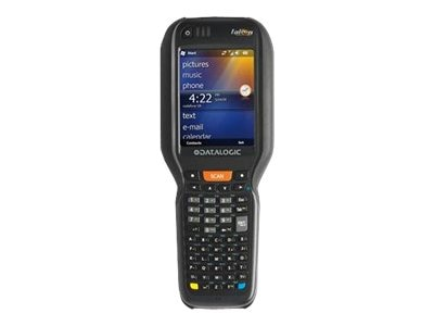 Datalogic Falcon X3 802.11a b g CCX BT Laser 256MB 52-key Alphanum Pistol Grip, 945250037, 15566429, Bar Code Scanners