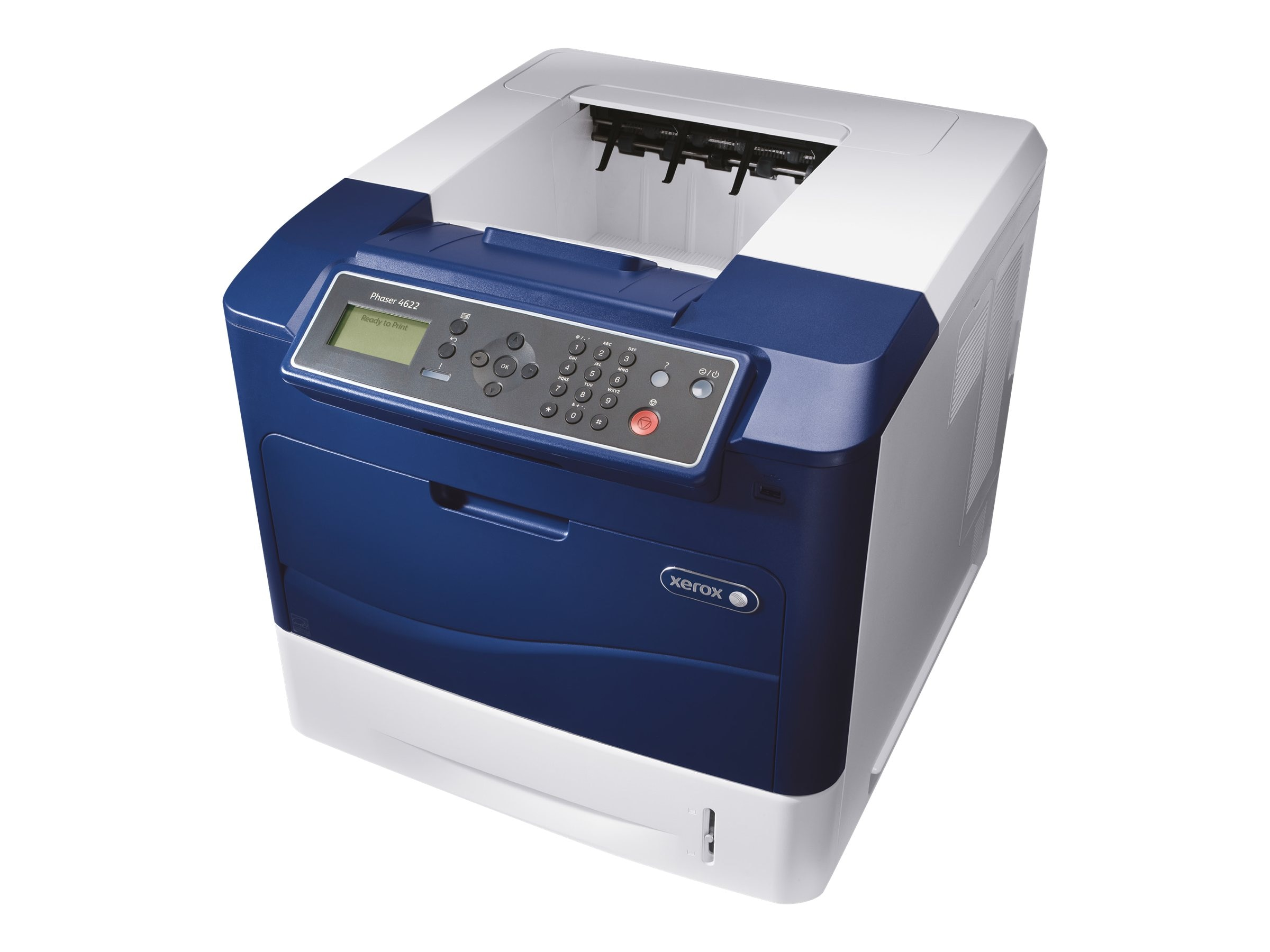 Xerox Phaser 4622V DN Black & White Printer, 4622V/DN, 26833553, MultiFunction - Laser (monochrome)