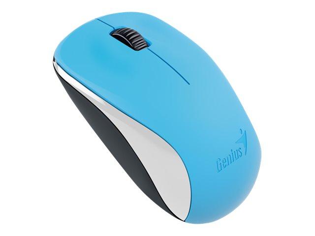 Kye NX 7000 Wireless Mouse, Ocean Blue