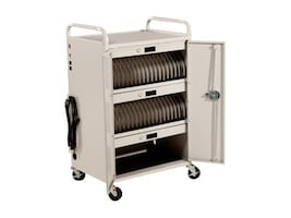 Da-Lite CT-TS32 Tablet Storage Cart, 32-Unit, 8637, 14538223, Computer Carts