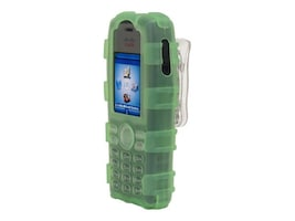 Zcover Silicone Ruggedized Dock-in-Case for Cisco 7925G 7925G-EX, Green, CI925HGN, 16579766, Carrying Cases - Phones/PDAs