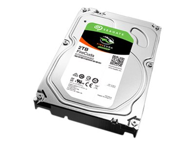 Seagate 2TB FireCuda 2.5 7mm Flash-Accelerated Hard Drive