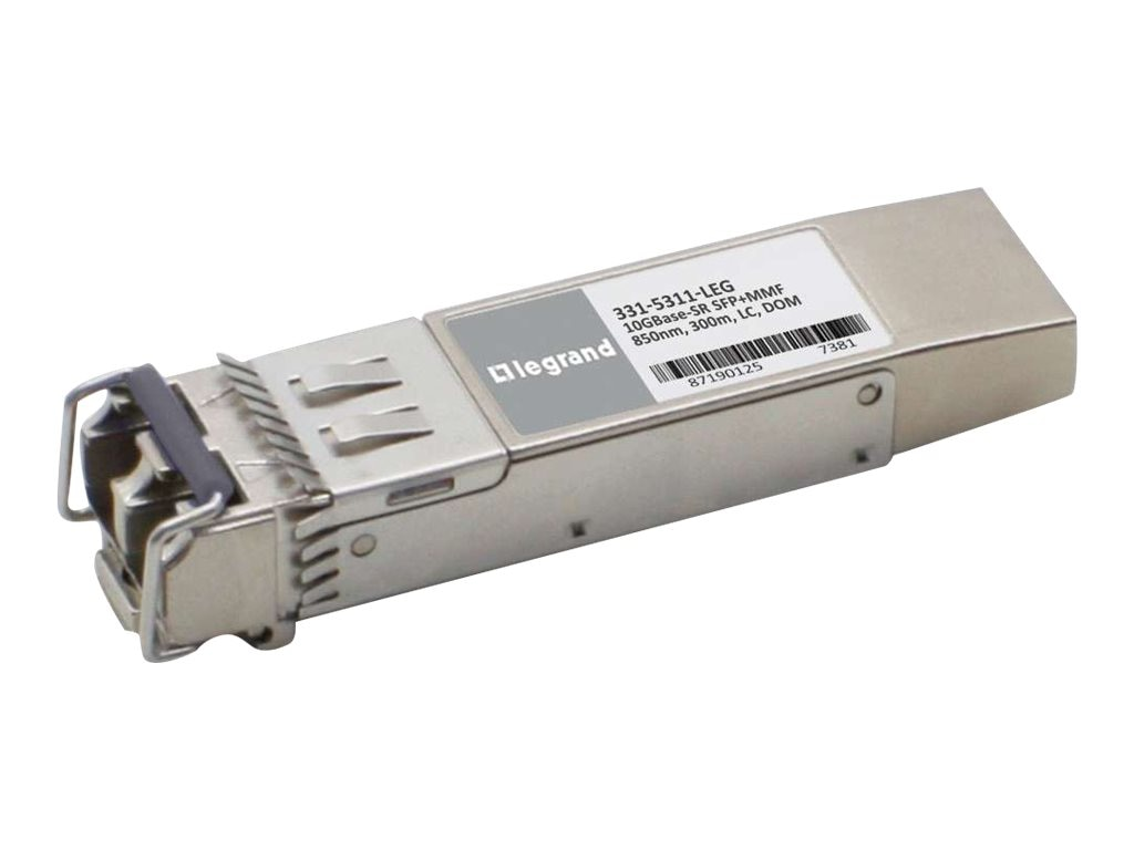 C2G Dell 331-5311 Compatible 10GBase-SR SFP+ Transceiver