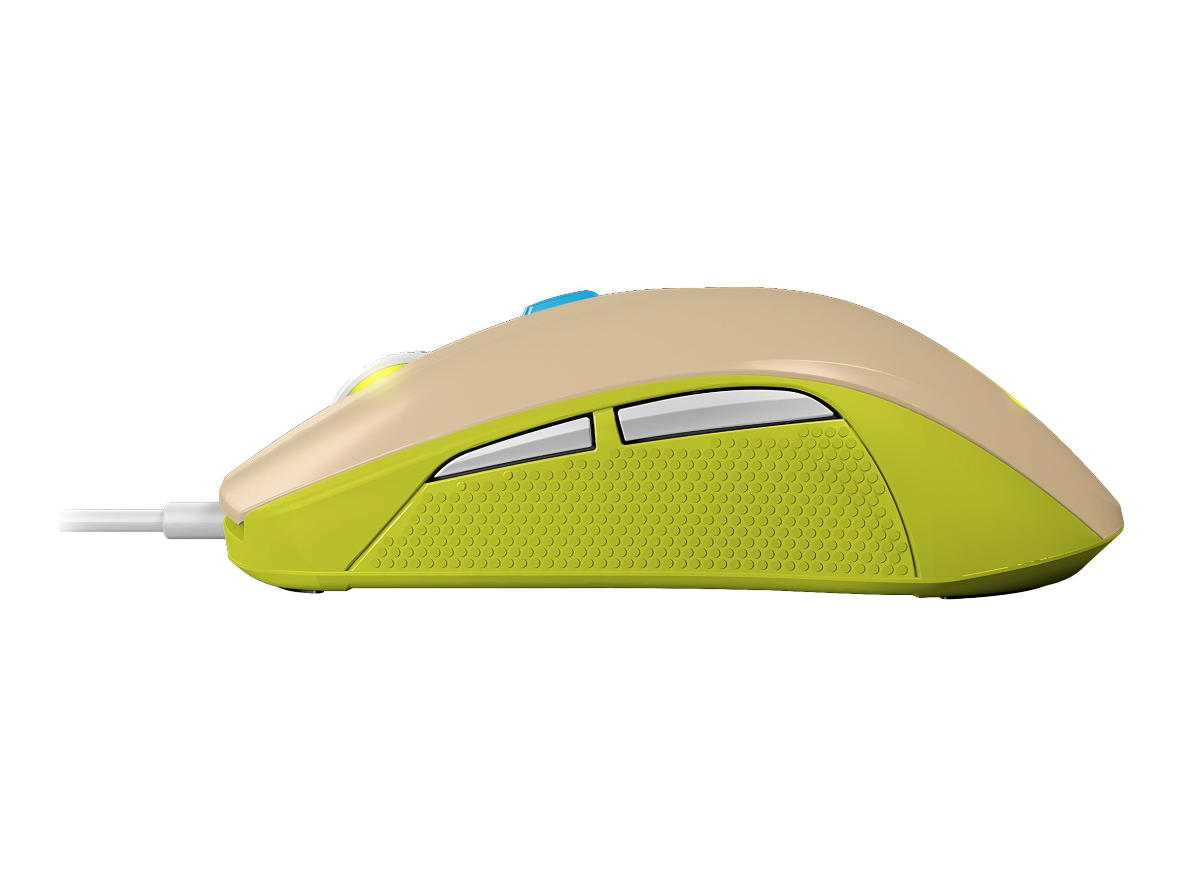 Steelseries Rival 100 Mouse, Gaia Green, 62339