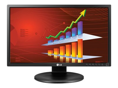 LG 21.5 MB35P-I Full HD LED-LCD Monitor, Black