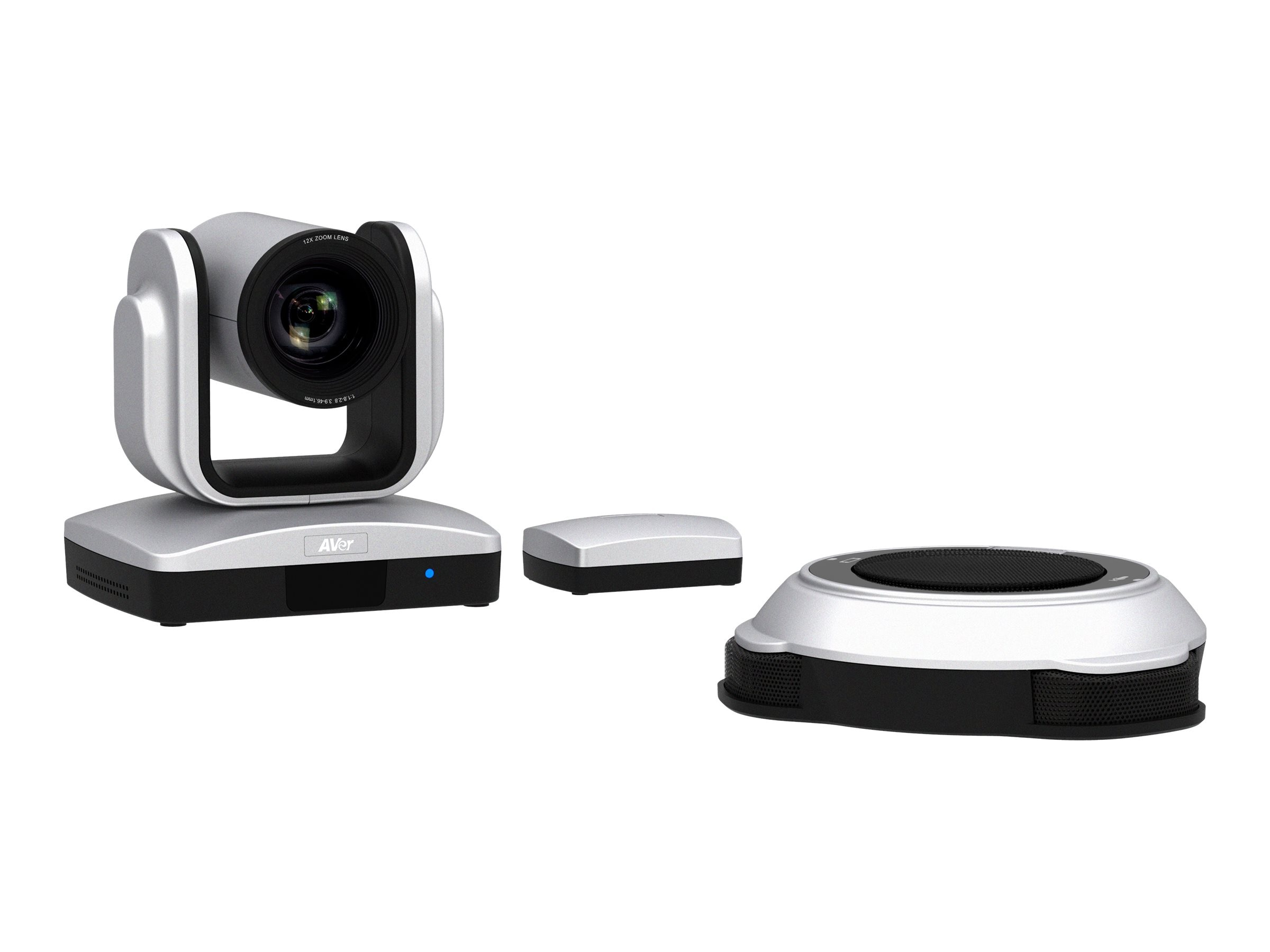 Aver Information VC520 Video Conference System with 12x PTZ Camera & Speakerphone, COMSVC520
