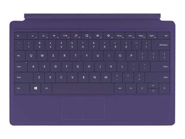 Microsoft Surface Type Cover 2, Purple, N7W-00003