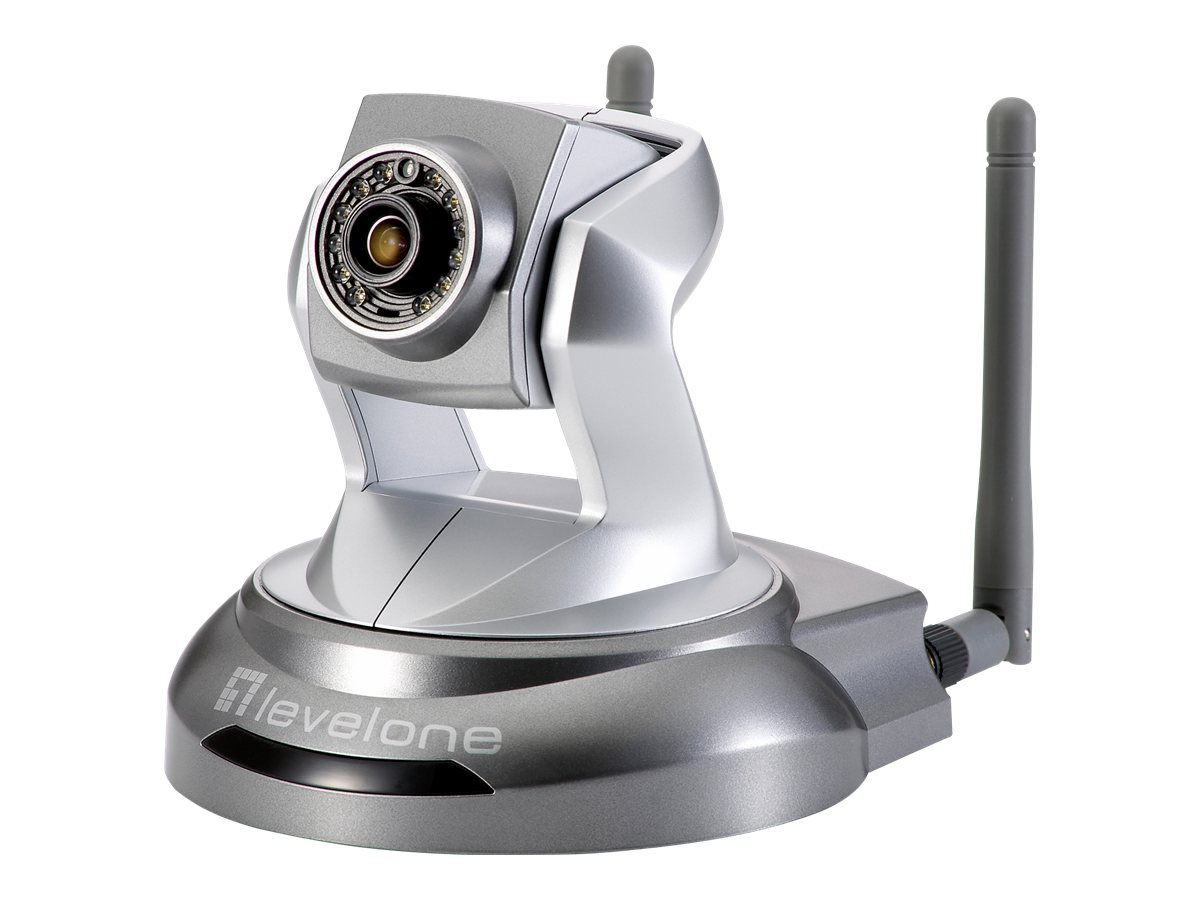 CP Technologies LevelOne H.264 5MP WCS-6050 150MB s Wireless Network Indoor Camera