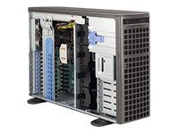 Supermicro Barebone, E5-2600 Series, X9DRX+-F, Tower, C602