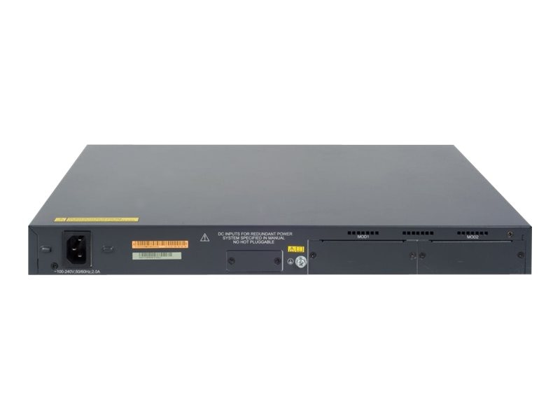 HPE A5120 48G EI Switch with 2 Slots, JE069A#ABA