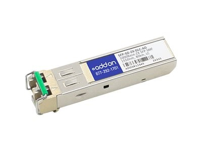 ACP-EP SFP 1-GIG ZX SMF LC 80KM TAA Transceiver (Voltaire SFP-GE-ZX-DLC Compatible)