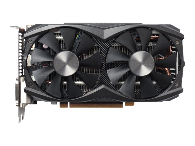 Zotac GeForce GTX 950 PCIe AMP! Edition Graphics Card, 2GB GDDR5, ZT-90603-10M, 30007975, Graphics/Video Accelerators