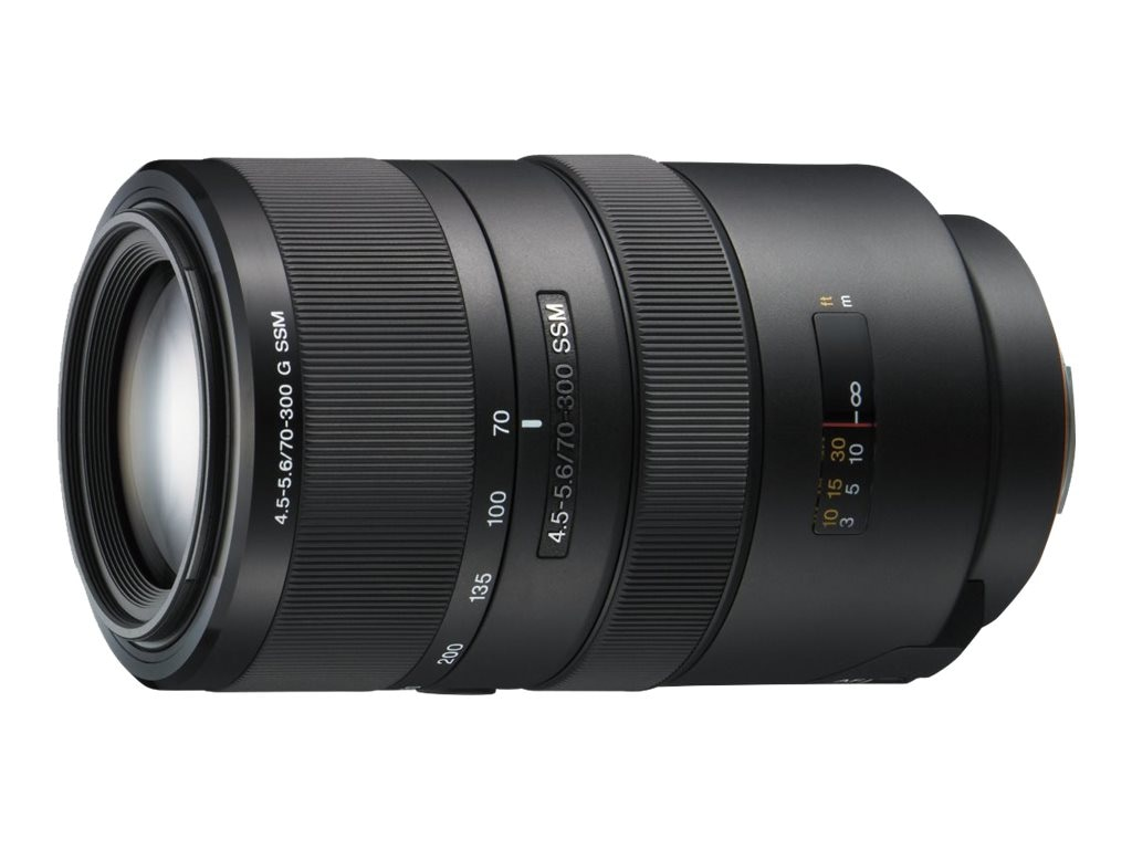 Sony 70-300mm F4.5-5.6 G SSM Lens, SAL70300G, 8326507, Camera & Camcorder Lenses & Filters