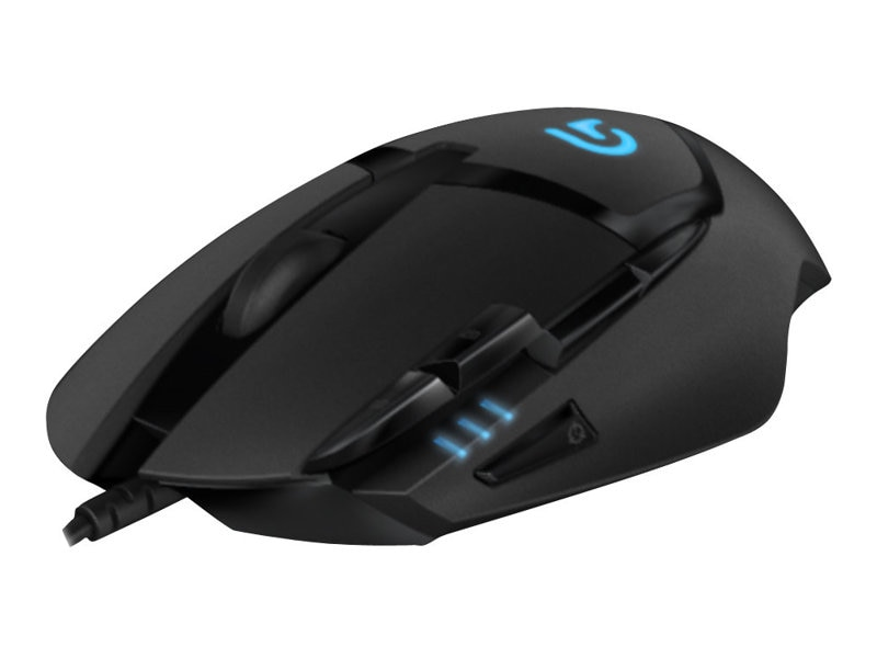 Logitech G402 Hyperion Fury FPS Gaming Mouse, 910-004069, 17631061, Mice & Cursor Control Devices