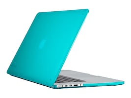 Speck SeeThru Case for MacBook Pro w  Retina Display 15, Calypso Blue, SPK-A2975, 29660926, Carrying Cases - Notebook