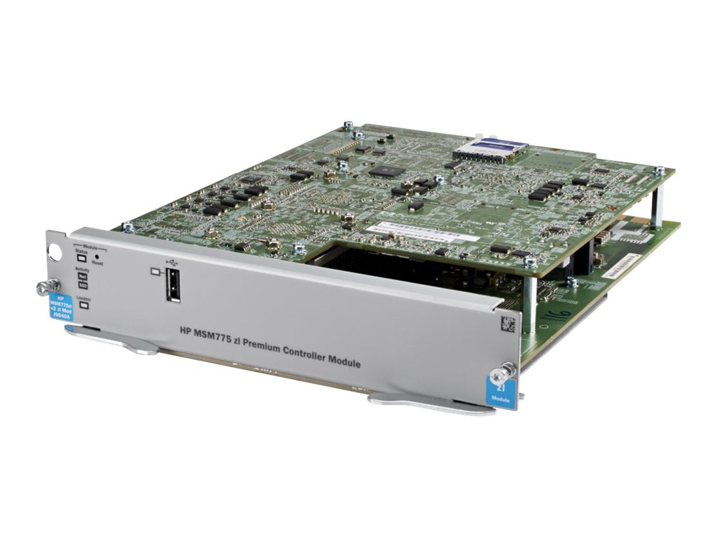 HPE MSM775 ZL Premium Controller Module, J9840A, 16591036, Network Routers