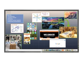 NEC 70 ThinkHub Unlimited Touchscreen Display Bundle, E705-THUNL, 33097312, Monitors - Large Format - Touchscreen/POS