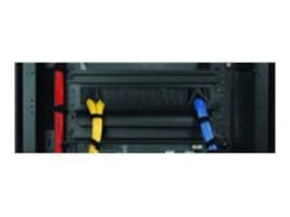 Eaton Cable Pass-thru Panel 1U w  Brush, ETN-CMBPBRSH1U, 14688441, Rack Cable Management