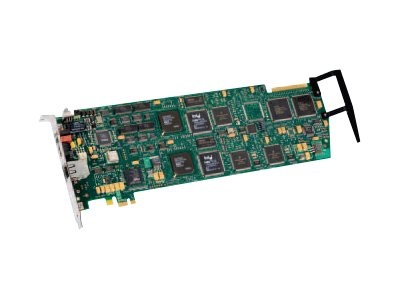 Dialogic D 300JCTE1120EW Voice Fax Board PCI Express, 887-533, 9843240, Fax Servers