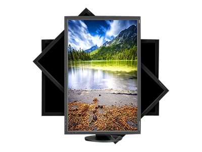 NEC 30 EA304WMI HD LED-LCD WQXGA Monitor, Black, EA304WMI-BK, 17416248, Monitors - Large-Format LED-LCD