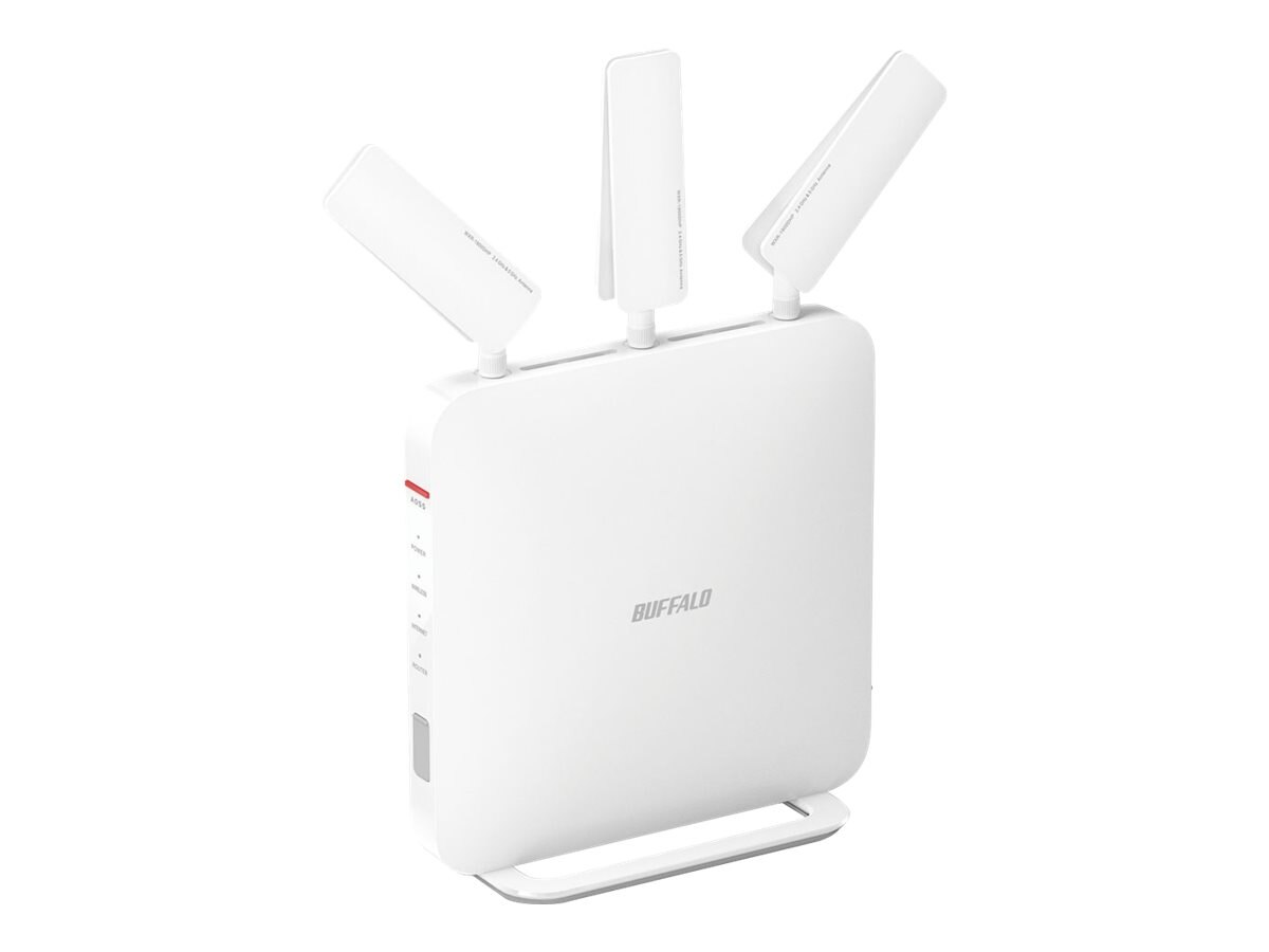 BUFFALO AirStation Extreme AC 1900 Gigabit Dual Band Wireless Router, WXR-1900DHP, 18141995, Wireless Routers